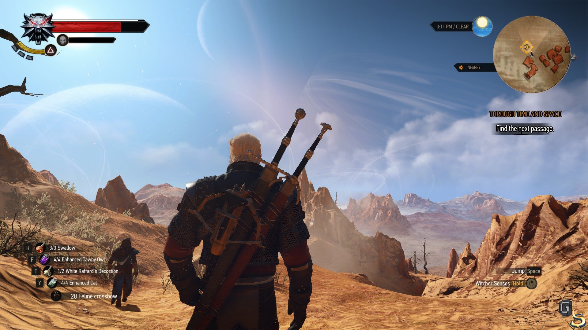 Quick Review - The Witcher 3 Wild Hunt - GameSmelter