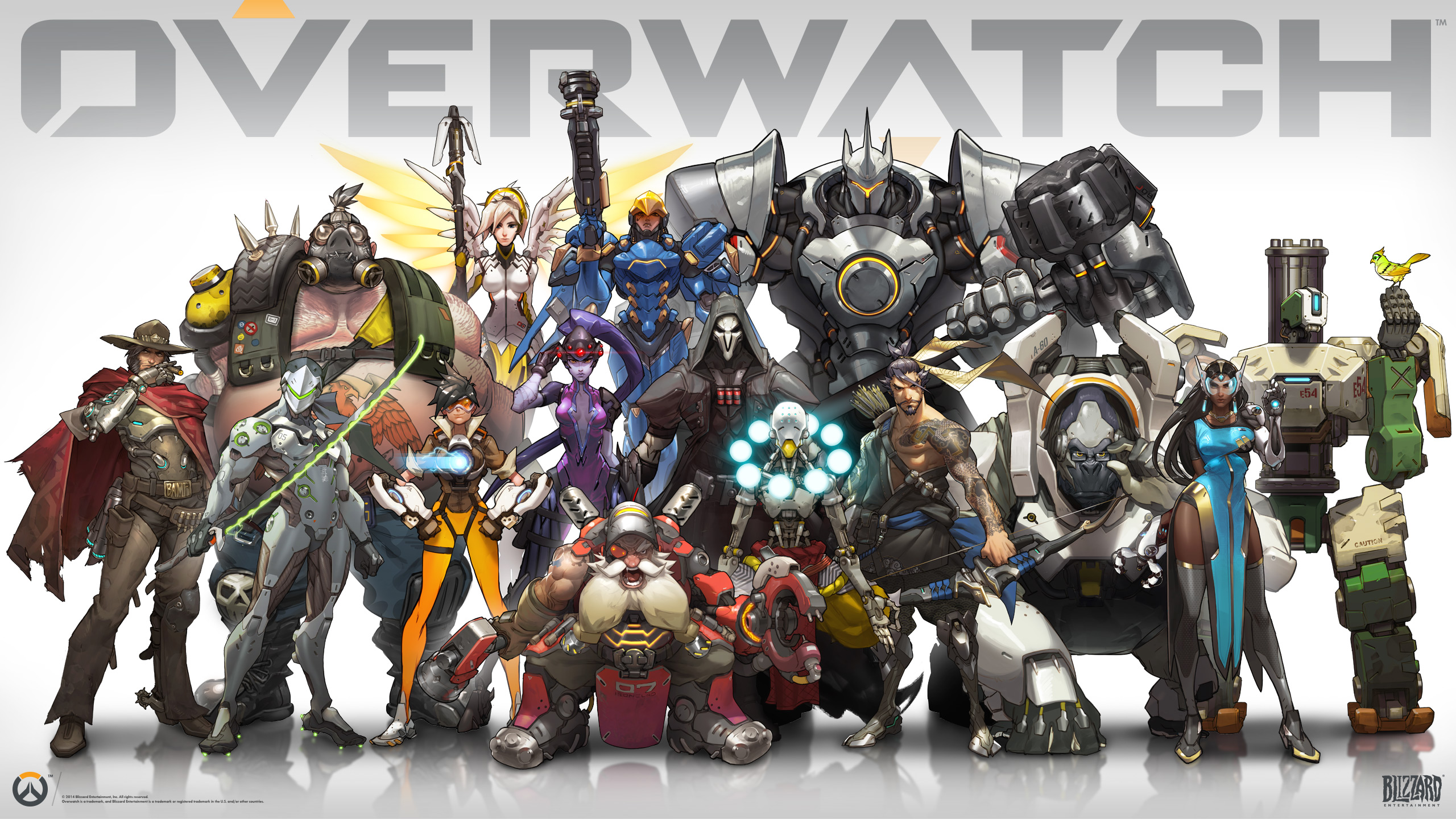 Overwatch lineup